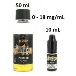 Relax Premium Eliquid 10-130mL
