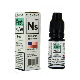 Frost NIC SALTS ELEMENT 10ML 20MG