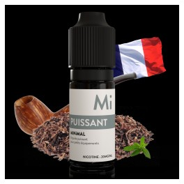 Puissant tabac Sels de nicotine The FUU