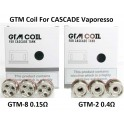 GTM Coil for Cascade Tank