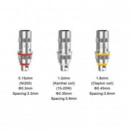 Aspire Mini Triton Ni200- 1.2 - 1.8 ohms Verdampfereinheit *5