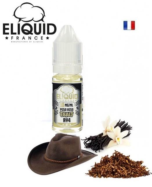 RY4 Esalt sels de nicotine eliquidefrance