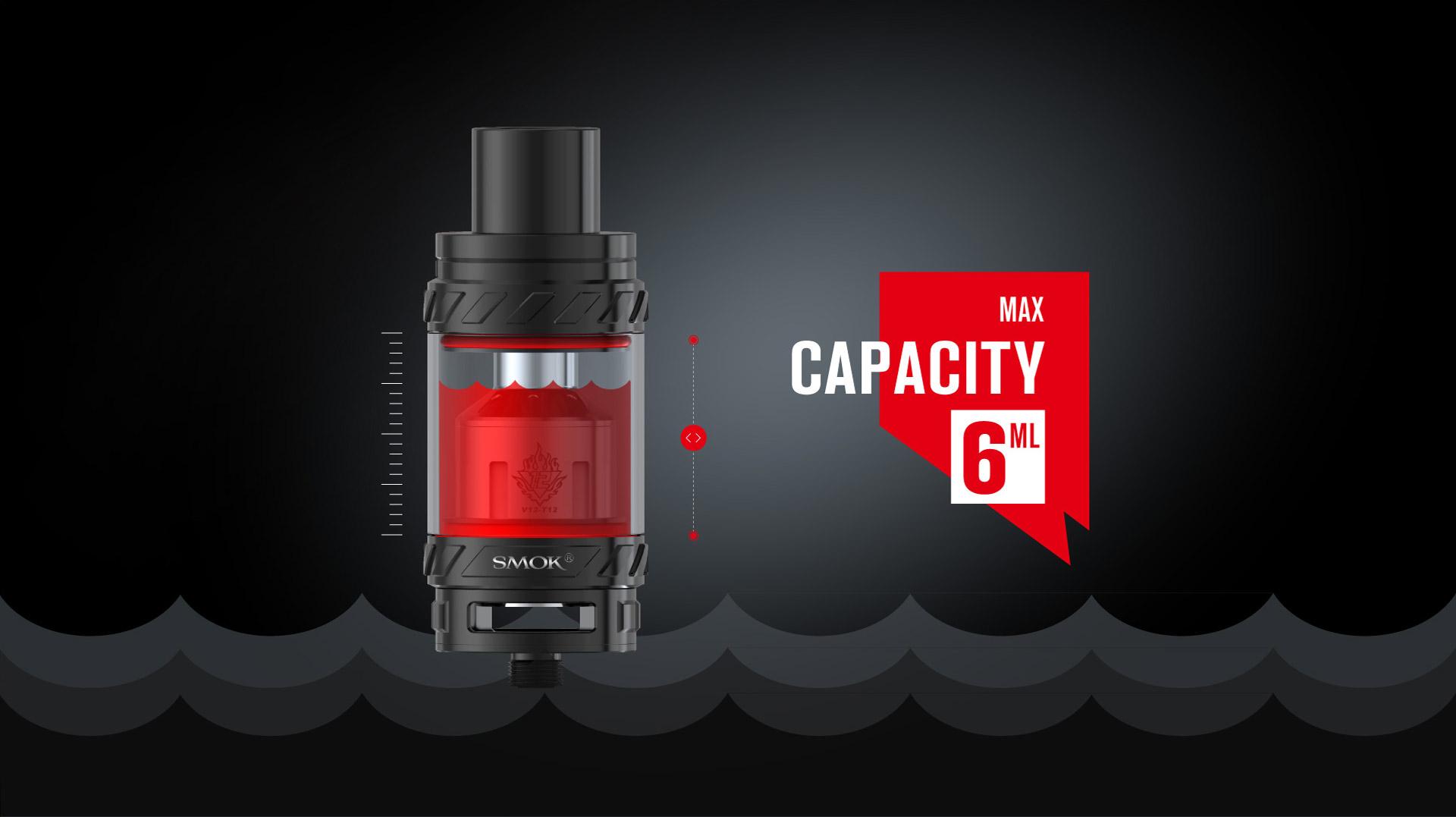 tfv12 capacité 6ml